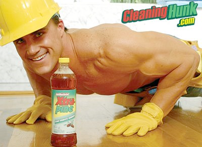 Cleaning Hunk