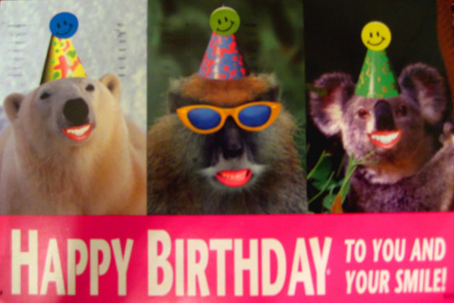 Ugly Birthday Cards 3