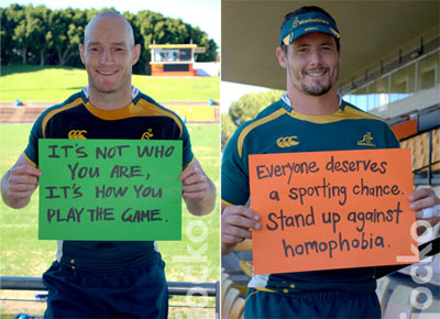 Rugby Homophobia