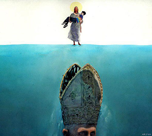 Pope Jaws