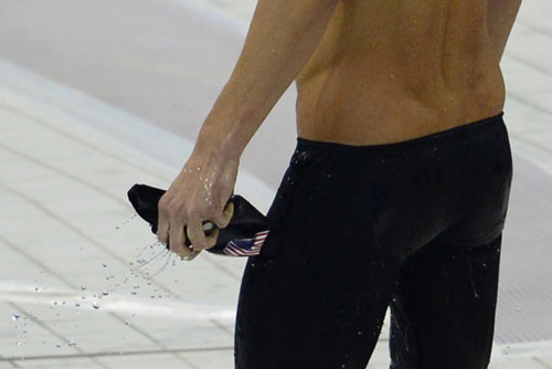 Olympics Butts