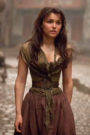 Samantha Barks Les Miserables