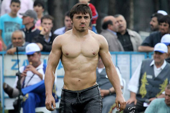 Turkish Oil Wrestling 10