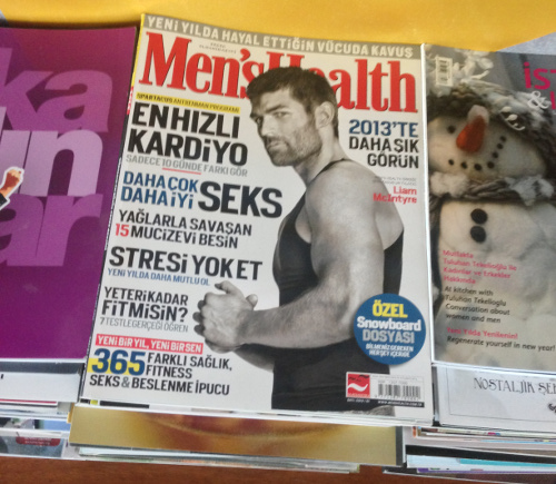 Turkish Mens Health