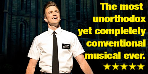 The Book of Mormon Kevin Price