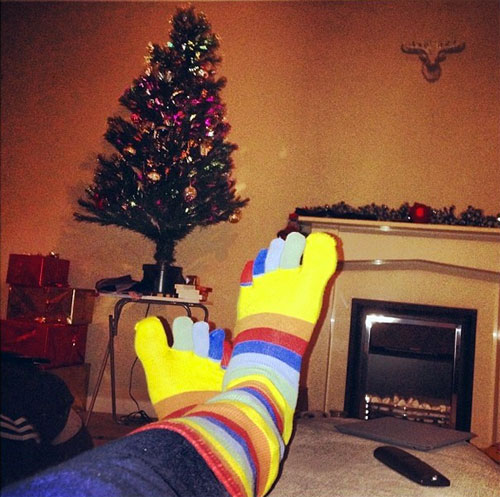 Tom Daley Socks