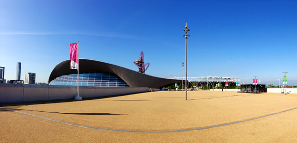 Elizabeth Olympic Park Aquatic Centre 1