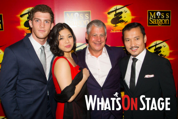 Miss Saigon Cast