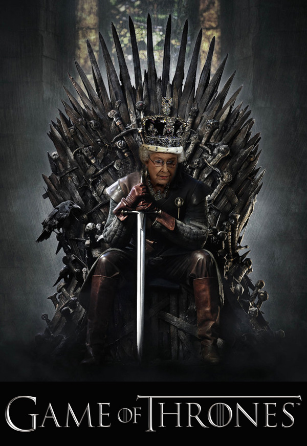 Game of Thrones Elizabeth II