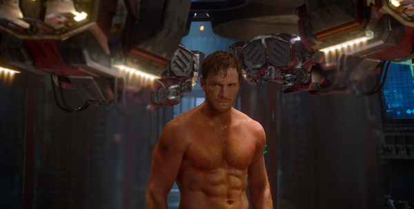 Star-Lord Hunk 1