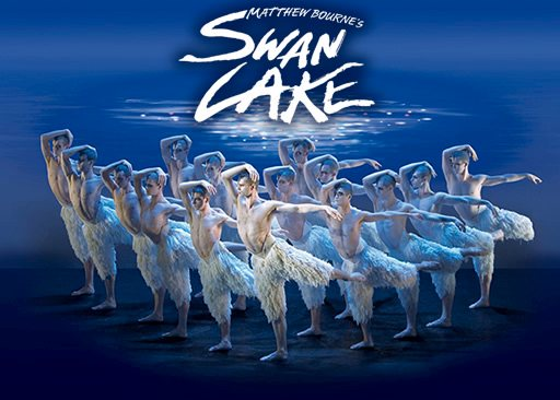 Matthew Bourne's Swan Lake Logo