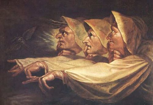 Macbeth The Three Witches